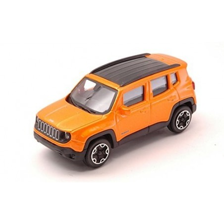BBURAGO - Jeep Renegade in scala 1:43 colori assortiti