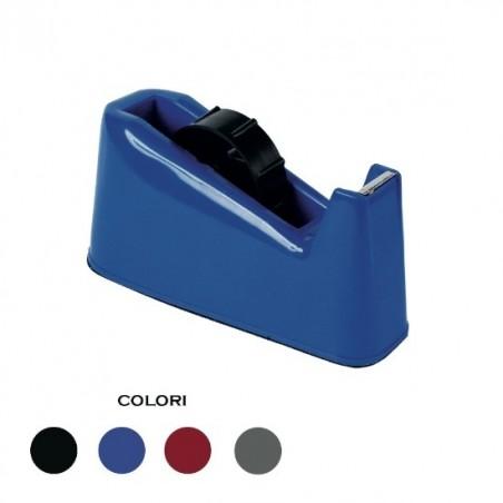 ALEVAR - Dispenser Nastro Adesivo 1840/BK colori assortiti