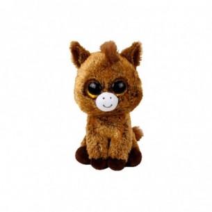 Beanie Boo's - harriet il cavallo peluche con occhi brillanti 15cm