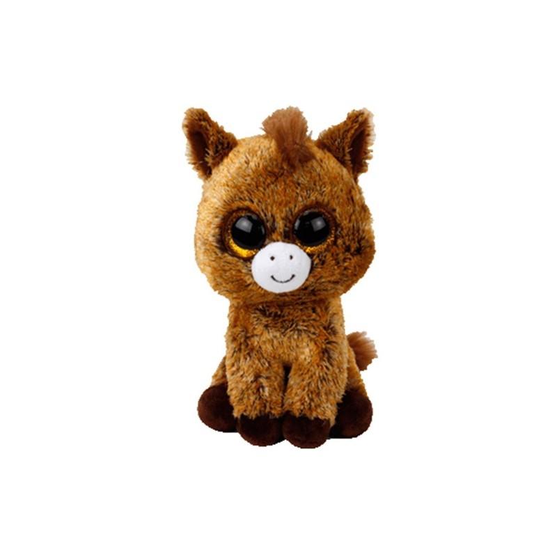 TY - Beanie Boo's - harriet il cavallo peluche con occhi brillanti 15cm