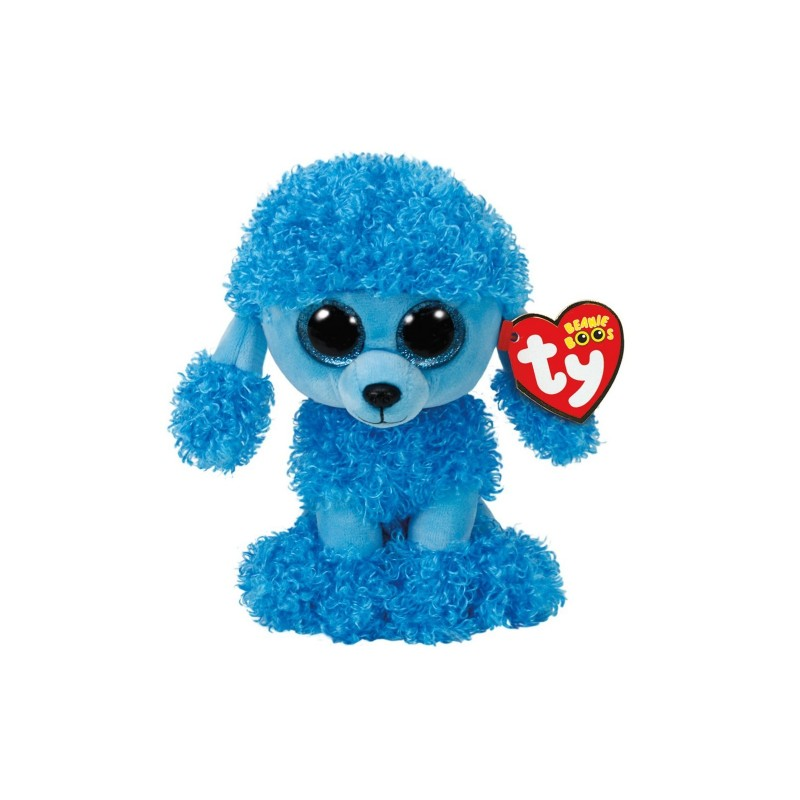TY - Beanie Boo's -mandy il barboncino peluche 15cm