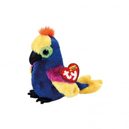 TY - Beanie Boo's -wynnie il pappagallo peluche 15cm