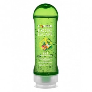 Exotic Escape 2in1 - Gel per Massaggio 200 ml
