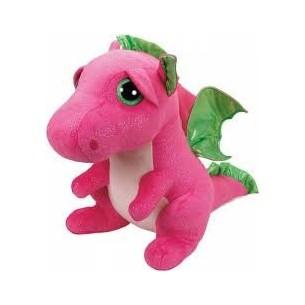 Beanie Boo's - Darla il draghetto rosa peluche15 cm
