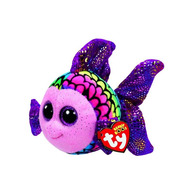 TY - Beanie Boo's - Flippy il pesciolino peluche 15 cm
