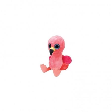 TY - Beanie Boo's - gilda il fenicottero rosa peluche 28cm