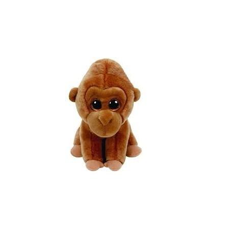 TY - Beanie Boo's - monroe il gorilla peluche 15 cm