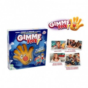 Gimme Five - gioco in scatola