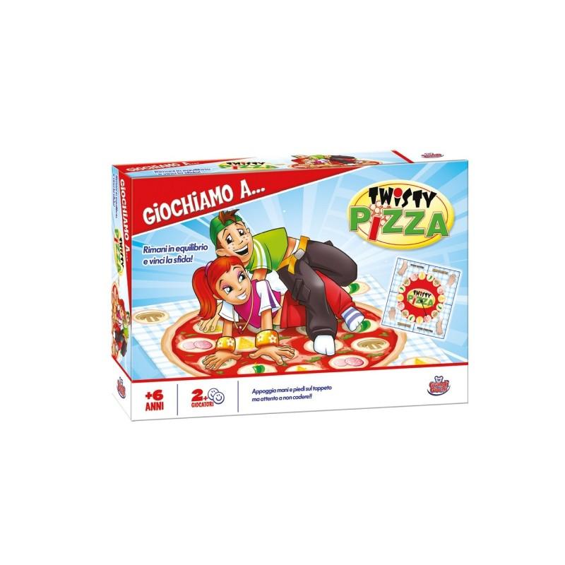 GRANDI GIOCHI - twisty pizza - Gioco in scatola