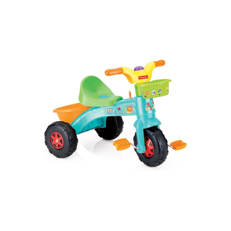 FISHER-PRICE - Il Mio primo triciclo