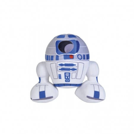 DISNEY - Star Wars - Peluche R2-D2 25 cm