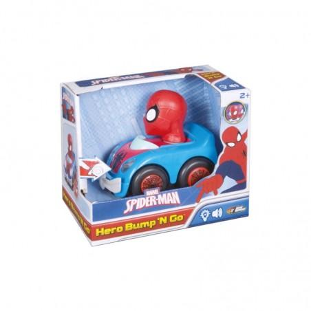 NIKKO - hero bump & go - auto di SpiderMan