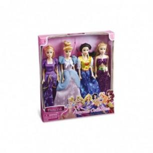 Princess - 4 principesse classiche
