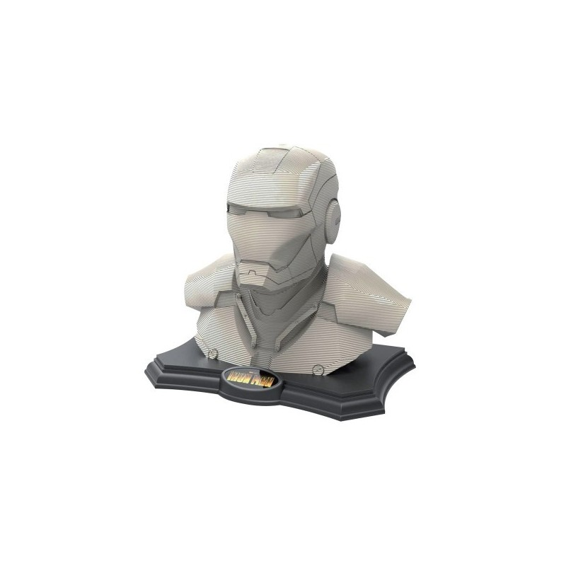 GRANDI GIOCHI - Puzzle 3D sculpture Iron Man