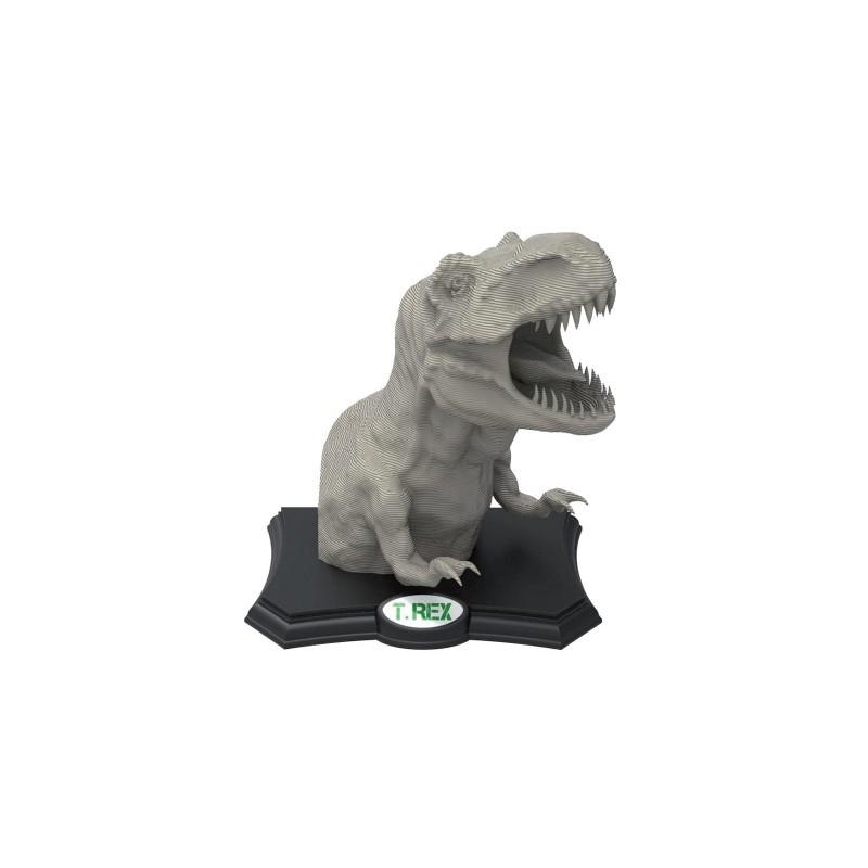 GRANDI GIOCHI - Puzzle 3D sculpture T Rex