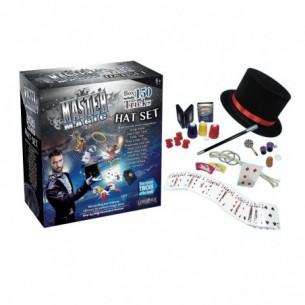 Set Cappello Magico con 150 Trucchi