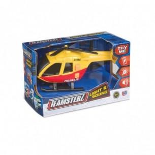 Teamsterz - Elicottero con luci e suoni