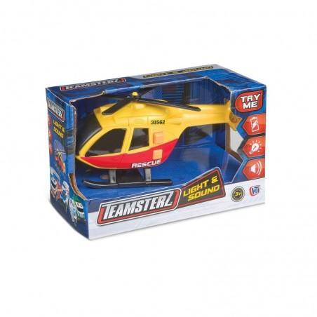 GRANDI GIOCHI - Teamsterz - Elicottero con luci e suoni