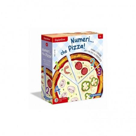 CLEMENTONI - Sapientino Numeri... Che pizza