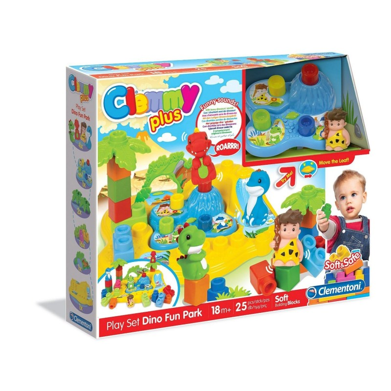 CLEMENTONI - Clemmy Plus Dino Fun Pack