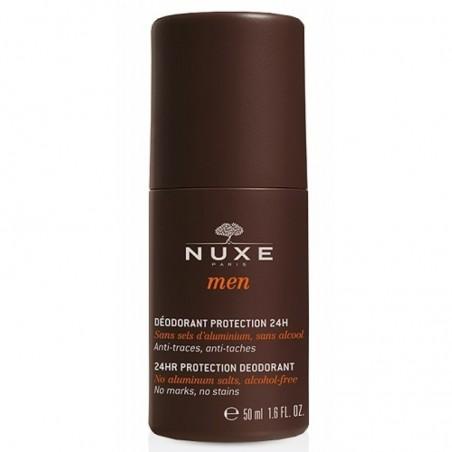 NUXE - Men deodorante protezione 24h Roll-On 50 ml