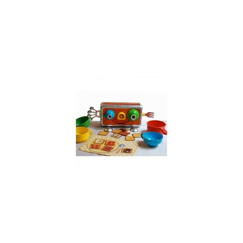 ROCCO GIOCATTOLI - Crazy Toast - Gioco in scatola