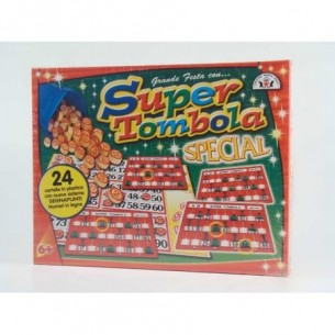 Super tombola special 24 cartelle