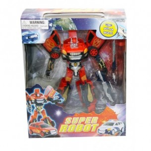 Super Robot trasformabile - colori assortiti