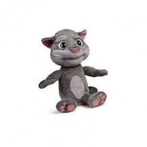 Talking Tom Peluche 18 cm con suono personaggi assortiti