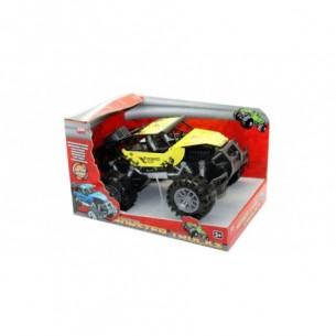 Auto Rock Crawler Mad runner a frizione - colori assortiti