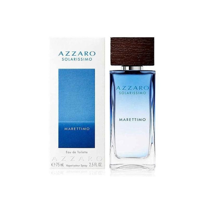Azzaro - Solarissimo Marettimo - Eau de Toilette uomo 75 ml vapo