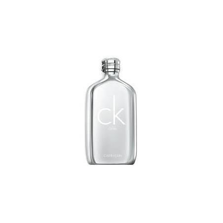 CALVIN KLEIN - One Platinum - Eau de Toilette unisex 50 ml vapo