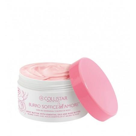 COLLISTAR - Burro soffice dell'amore con oli essenziali e burro di rosa 200 ml