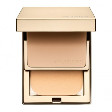 CLARINS - Everlasting compact - Fondotinta compatto n.110 honey