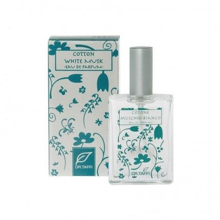 DR TAFFI - Cotone Muschio Bianco - Eau de Parfum unisex 35 ml vapo