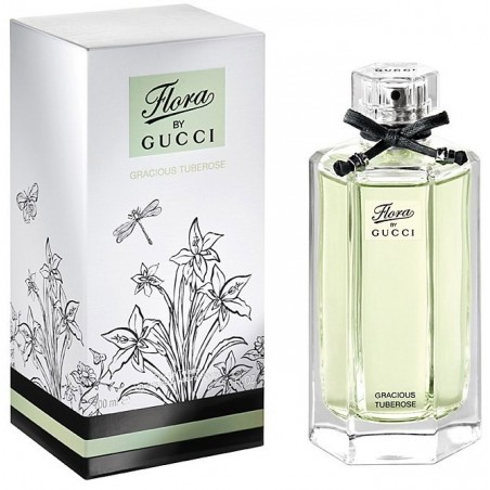 GUCCI - Flora Gracious Tuberose - Eau de Toilette Donna 100 ml vapo