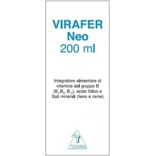 Virafer neo - integratore di vitamine del gruppo B 200 ml
