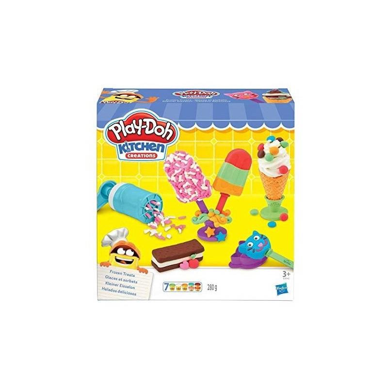 HASBRO - Play-doh Gelati E Ghiaccioli - pasta per giocare