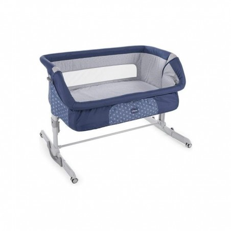 Chicco - mini culla next 2 me dream colore navy 0m+