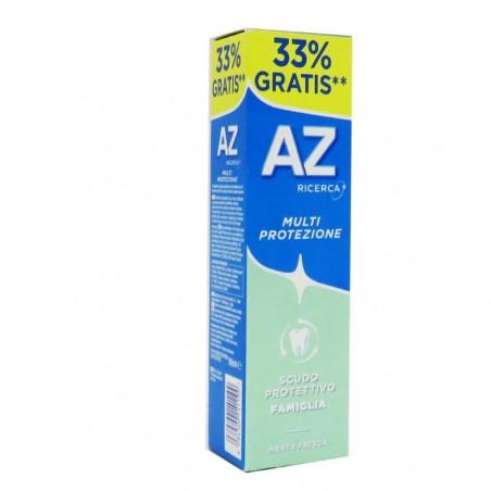 Az - multi protezione - Dentifricio scudo protettivo famiglia 75ml+25ml in omaggio