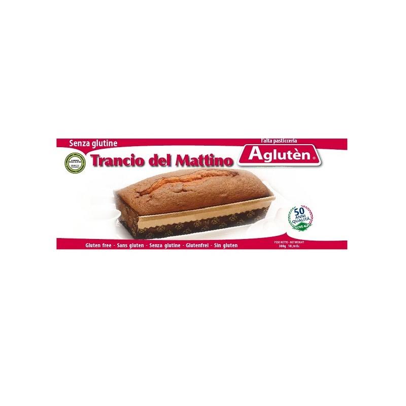Merendine Senza Glutine Per Celiaci E Lattosio Trancio Mattino 300 G