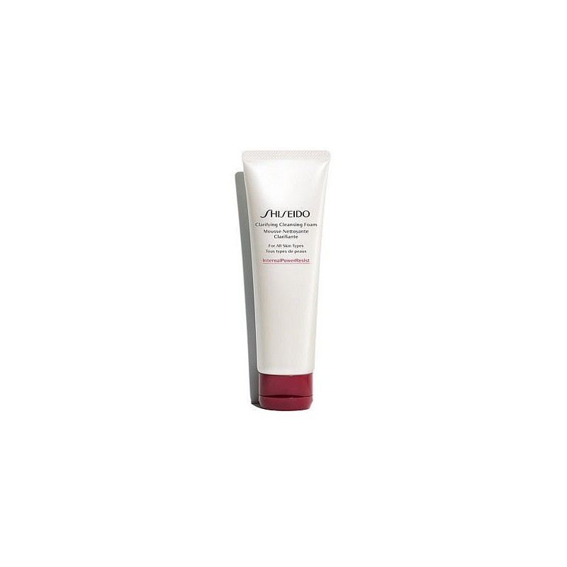 Shiseido - Clarifying Cleansing Foam - detergente viso 125 ml