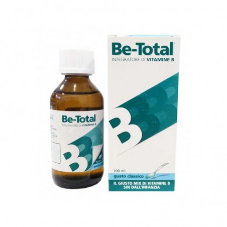 Be-total - Plus Sciroppo Classico 100 Ml