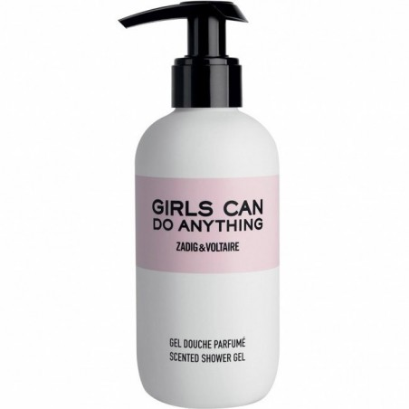 Zadig & Voltaire - Girls Can Do Anything - gel doccia profumato 200 ml