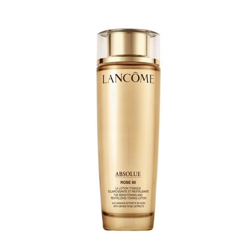 Lancome - Absolue Rose 80 - lozione tonica agli estratti di rosa 150 ml