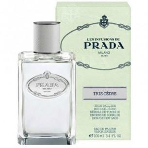 Les infusion de Iris Cedre - Eau de parfum unisex 100 ml vapo