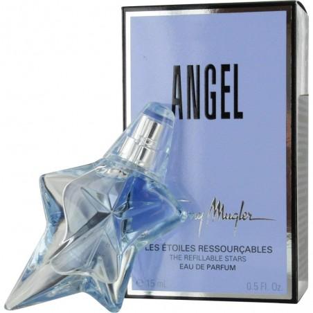 MUGLER - Angel - eau de parfum donna 15 ml vapo ricaricabile