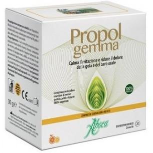 Propolgemma adulti - contro l'irritazione del cavo orale 20 compresse orosolubili