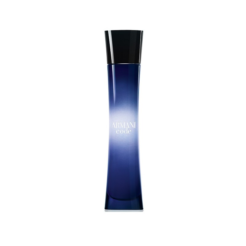 GIORGIO ARMANI - armani code - eau de parfum donna 75 ml vapo