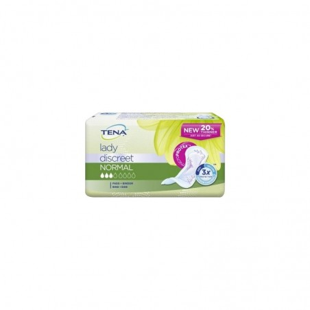 TENA - Lady Discreet Normal - 12 assorbenti